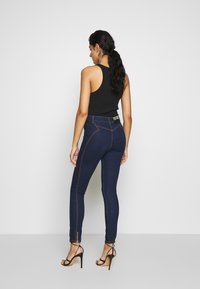 Versace Jeans Couture - LADY TROUSER - Jeans Skinny - indigo - 2