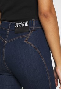 Versace Jeans Couture - LADY TROUSER - Jeans Skinny - indigo - 3