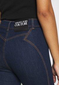 Versace Jeans Couture - LADY TROUSER - Skinny-Farkut - indigo - 3