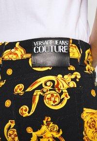 Versace Jeans Couture - Skinny džíny - black - 3
