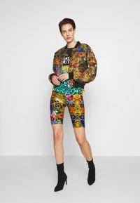 Versace Jeans Couture - LADY FUSEAUX - Shorts - multi-coloured - 1