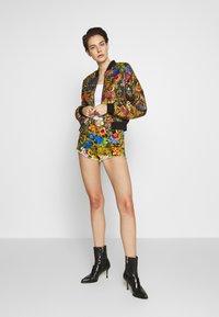 Versace Jeans Couture - Denim shorts - multi-coloured/black - 1