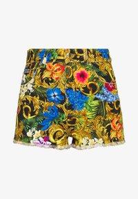 Versace Jeans Couture - Denim shorts - multi-coloured/black - 4