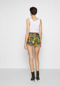 Versace Jeans Couture - Denim shorts - multi-coloured/black - 2