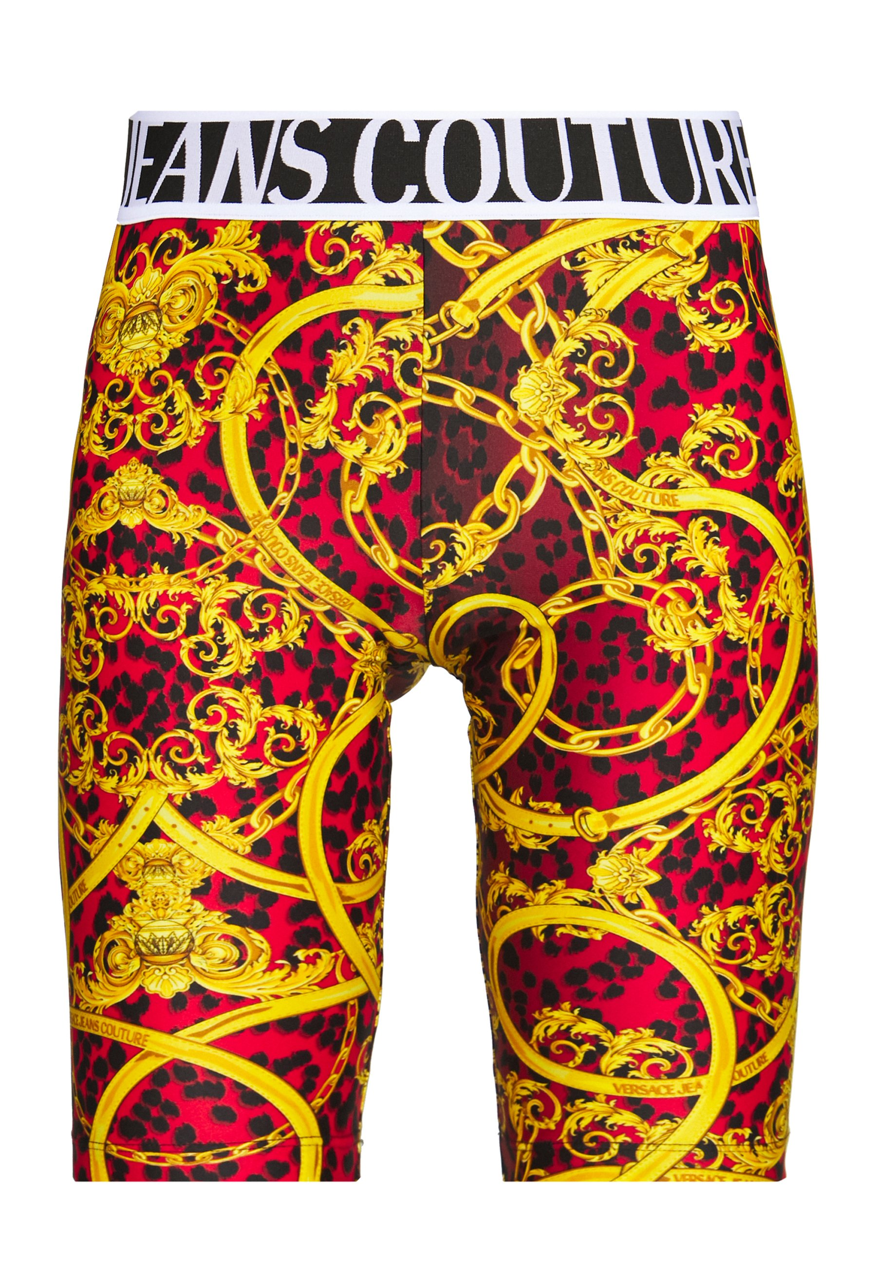 Versace Jeans Couture LADY FUSEAUX Shorts racing red