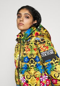 Versace Jeans Couture - QUILTED JACKET - Gewatteerde jas - multi-coloured - 4