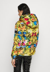 Versace Jeans Couture - QUILTED JACKET - Gewatteerde jas - multi-coloured - 2