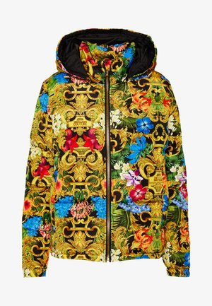 QUILTED JACKET - Piumino - multi-coloured