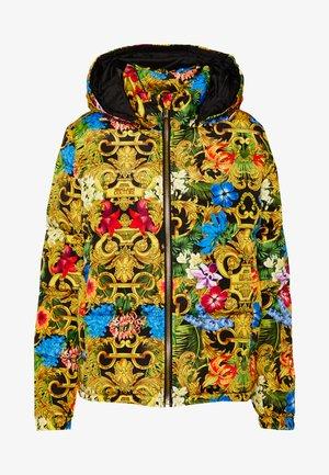 QUILTED JACKET - Gewatteerde jas - multi-coloured