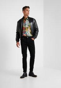Versace Jeans Couture - CAMICIE UOMO - Skjorta - black - 1