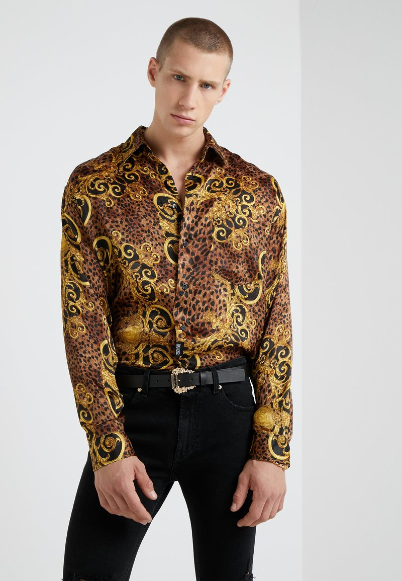 Versace Jeans Couture - CAMICIE UOMO - Camisa - gold