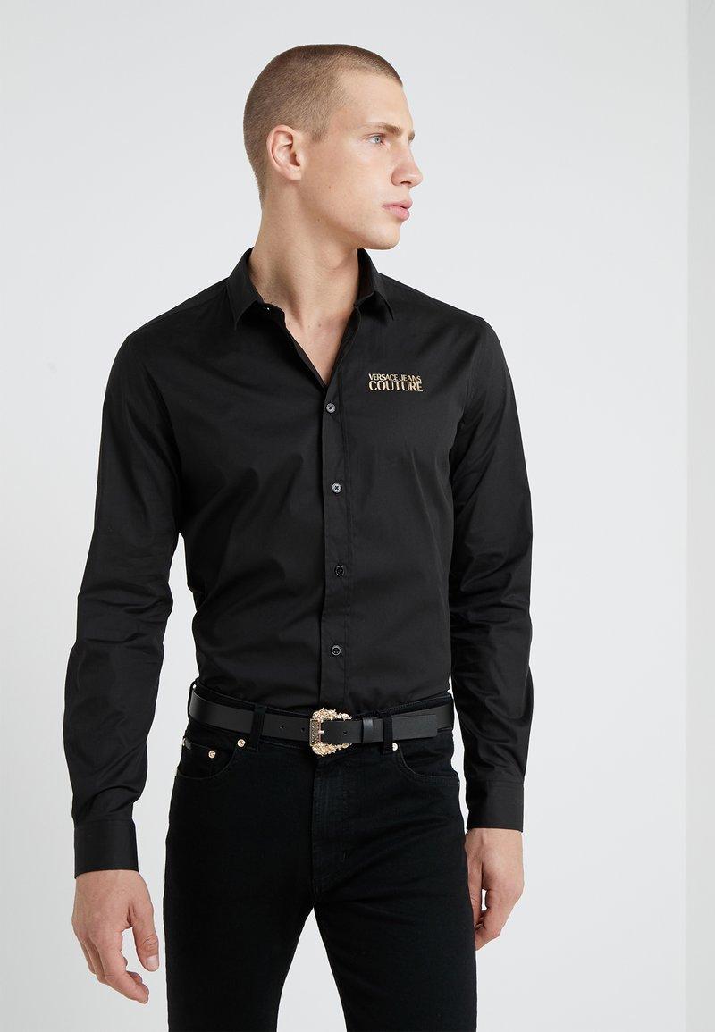 Versace Jeans Couture - CAMICIE UOMO - Camisa - nero