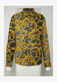 Versace Jeans Couture - ALLOVER PRINT - Overhemd - black - 4