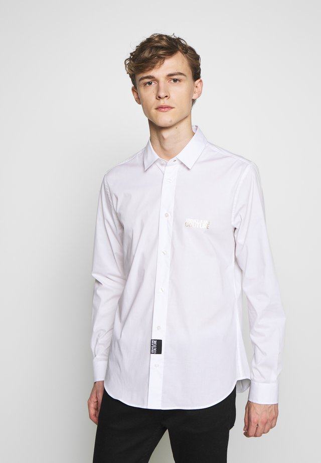 BASIC LOGO - Hemd - white