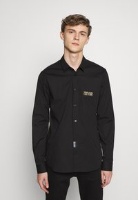 Versace Jeans Couture - BASIC LOGO - Camicia - black - 0
