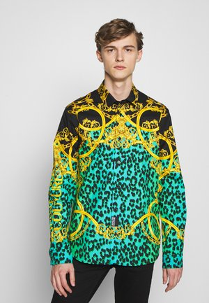 LEO ALLOVER SHIRT - Skjorta - pure mint