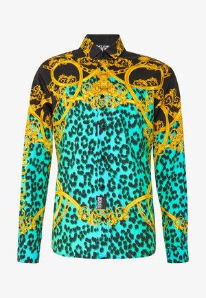 LEO ALLOVER SHIRT - Shirt - pure mint