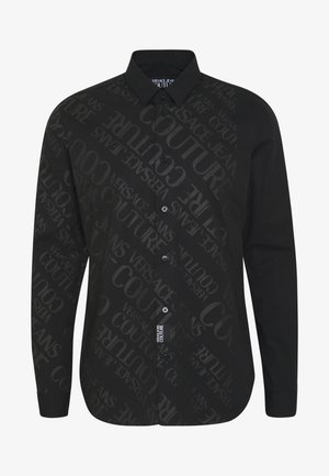 TONAL LOGO PRINT - Košile - black