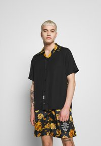 Versace Jeans Couture - BOWLING GIOIELLI PRINT - Overhemd - black - 0