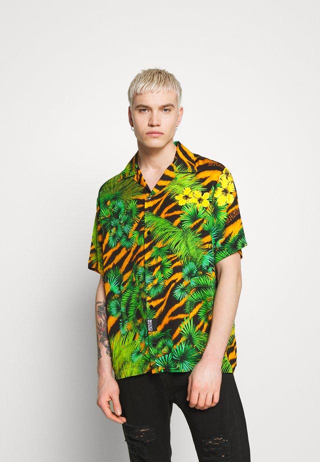 SHIRT TROPICAL TIGER PRINT - Skjorter - multi