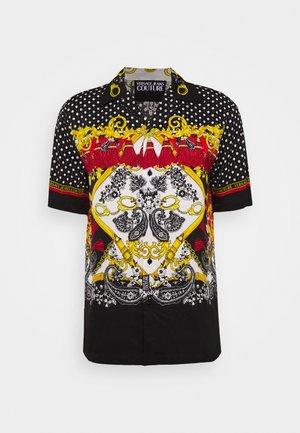 BELT PAISLEY - Shirt - black