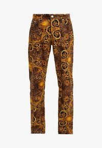 Versace Jeans Couture - PANTALONI UOMO - Trousers - gold - 4