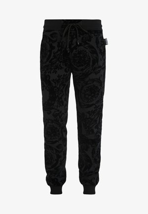 BAROQUE JOGGERS - Tracksuit bottoms - black