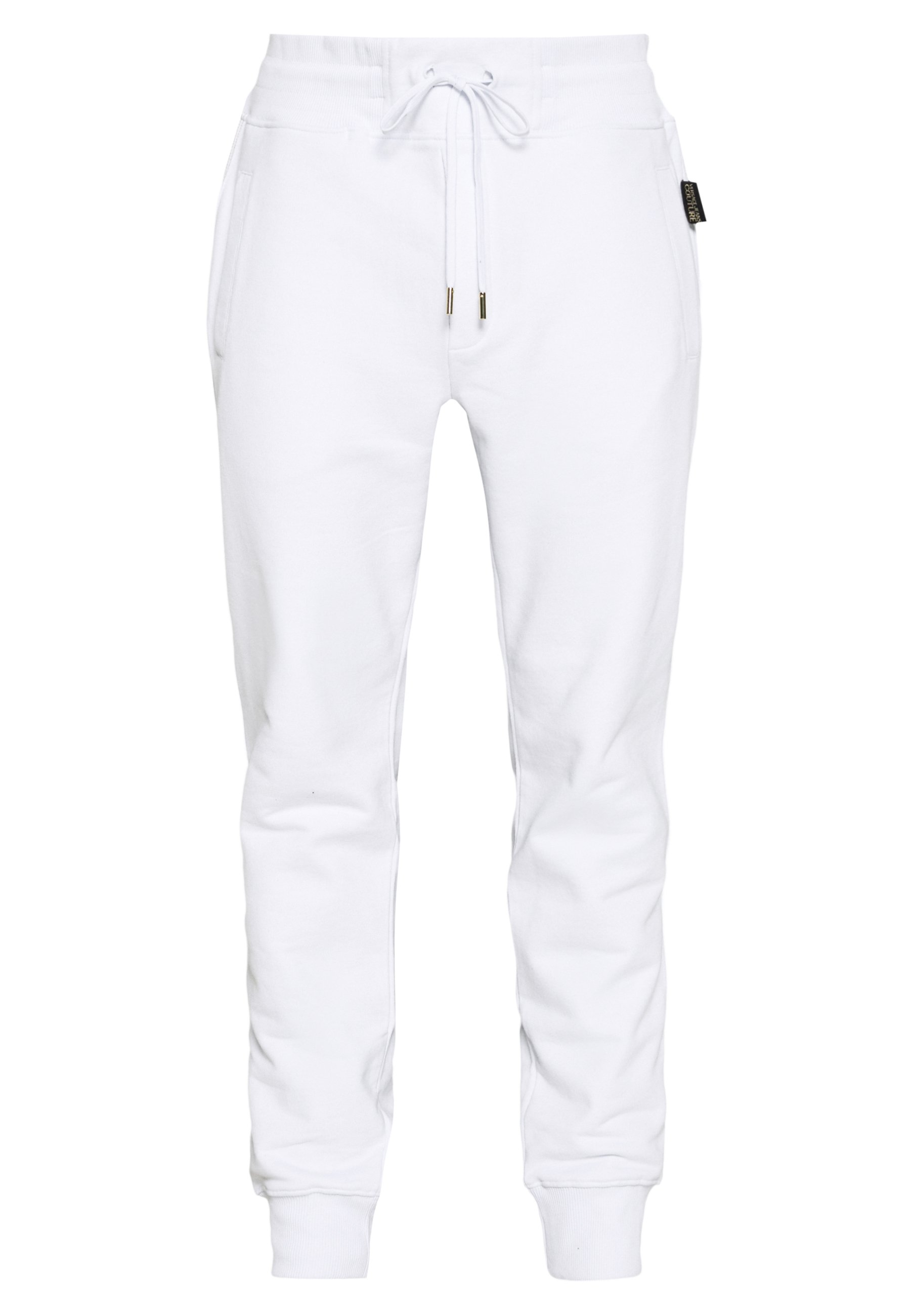 Versace Jeans Couture Basic Joggers - Tracksuit Bottoms White