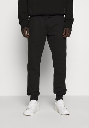 BASIC JOGGERS - Tracksuit bottoms - black