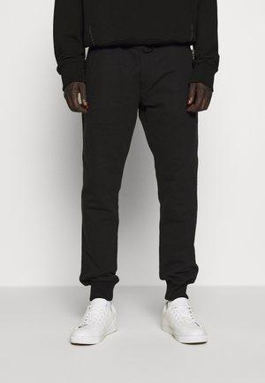 BASIC JOGGERS - Teplákové kalhoty - black