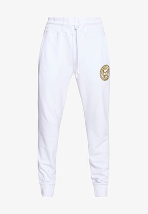 BE BAROQUE PATCH - Trainingsbroek - white