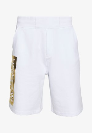 LOGO - Trainingsbroek - white/gold
