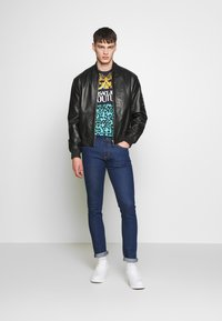 Versace Jeans Couture - BASIC  LONDON  - Jeans Skinny Fit - indigo - 1