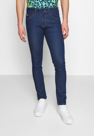 BASIC  LONDON  - Jeansy Skinny Fit - indigo