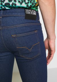 Versace Jeans Couture - BASIC  LONDON  - Jeans Skinny Fit - indigo - 5