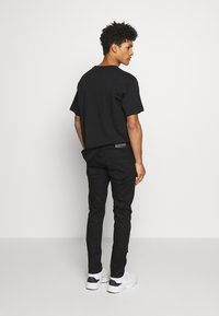 Versace Jeans Couture - BASIC JEANS LONDON - Jean slim - black - 2