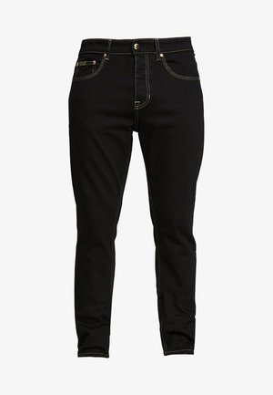 MILANO SLIM ICON - Slim fit -farkut - black