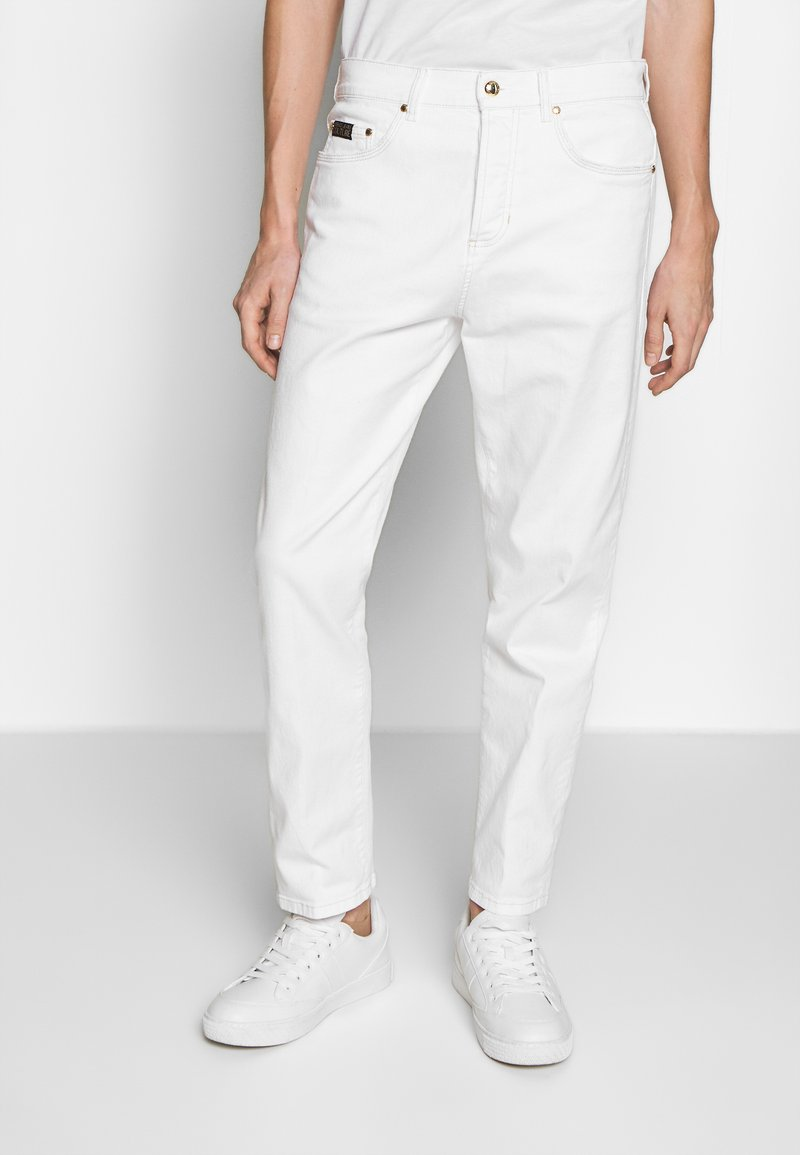 Versace Jeans Couture ICON - Jeans straight leg - white