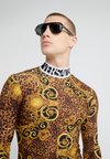 Versace Jeans Couture - MAGLIETTE  - Long sleeved top - gold