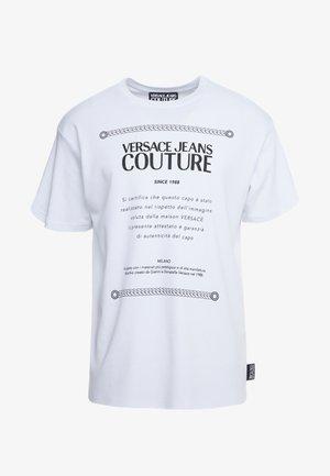 MAGLIETTE  - Print T-shirt - bianco ottico