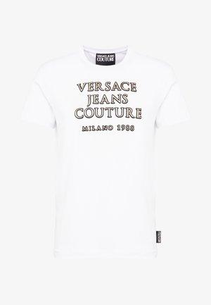 MAGLIETTE UOMO - Camiseta estampada - bianco ottico