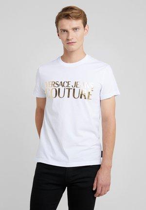 MAGLIETTE - T-shirt med print - white