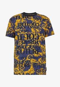 Versace Jeans Couture - T-shirt print - blue - 3