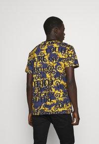 Versace Jeans Couture - T-shirt print - blue - 2