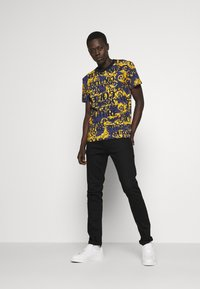 Versace Jeans Couture - T-shirt print - blue - 1
