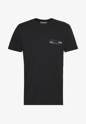 LOGO PATCH - T-Shirt print - black