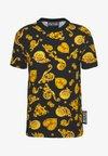 ALLOVER PRINT GIOIELLI - Camiseta estampada - black