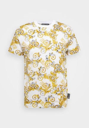 PRINT NEW LOGO - T-shirts print - bianco ottico