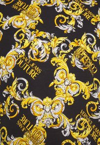 Versace Jeans Couture - PRINT NEW LOGO - Print T-shirt - nero - 2