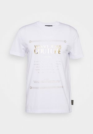 MOUSE - Print T-shirt - white